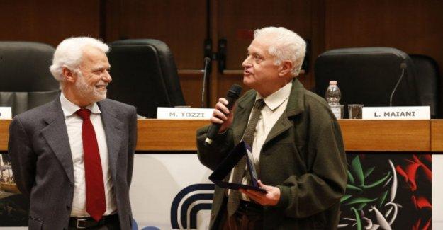 Desaparecido el físico Pallottino, estudió las ondas gravitacionales