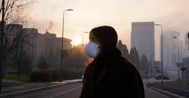 El Smog aumenta el riesgo de osteoporosis