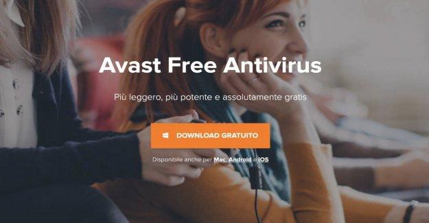 El antivirus Avast recoge los datos del usuario y los vende a las empresas