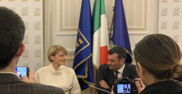 El reino Unido, la embajada británica ha puesto en marcha el UKin Tour: el tour de los Municipios de Italia, después de la Brexit