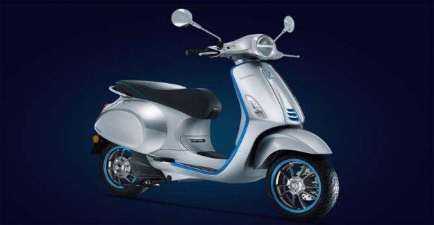 El scooter está hecha en Italia? Triunfa en Forbes