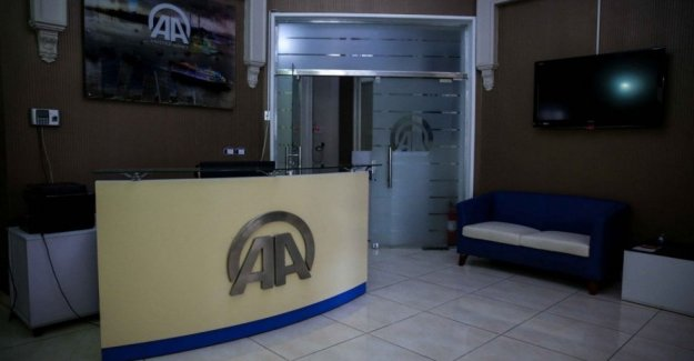 En egipto, las autoridades cerraron la oficina en el Cairo por la agencia de noticias turca Anadolu
