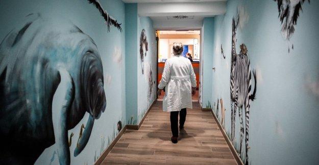 En un viaje al hospital Nautilus. A la venta con la Salud