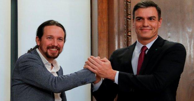 España, la abstención del catalán dejó abierto el camino para la formación del gobierno de Psoe-podemos