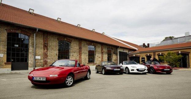 Feliz cumpleaños Mazda, 100 años de innovación
