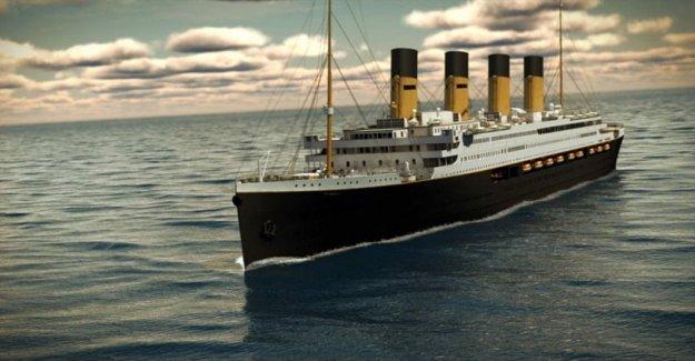 Gb, un submarino para recuperar el radio del Titanic: la misión de la anglo-american