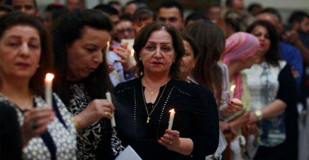 Irak, Bagdad: el desaparecido cuatro activistas de Sos Cristianos de Oriente, es de temer que el secuestro