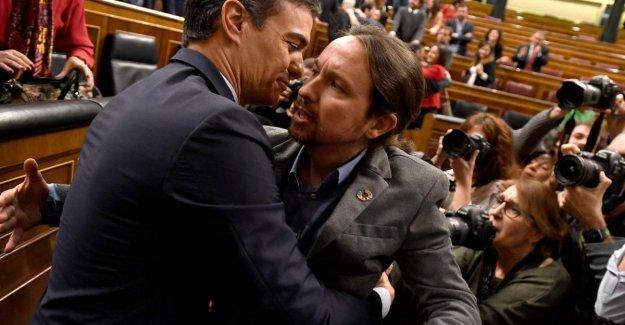 La españa de las Cortes de la coalición, el progresivo: el nacimiento del gobierno de Sánchez-Iglesias