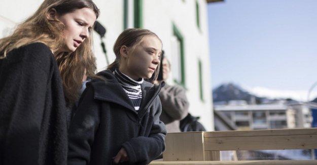 Las nuevas acusaciones de Greta a los poderosos: una Pregunta clima completamente ignorado en Davos
