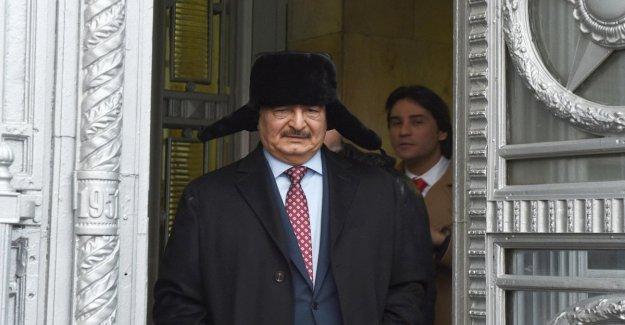 Libia, los medios de comunicación, el general Haftar participará en la Conferencia de Berlín