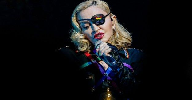 Madonna: tengo que descansar un rato, y se cancela la primera fecha en Londres