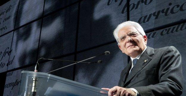 Mattarella, en el Día de la Memoria: En Mondovì, por escrito, en efecto, que el antisemitismo no ha desaparecido