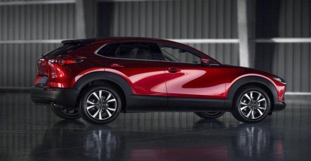 Mazda, el CX-30 es un híbrido