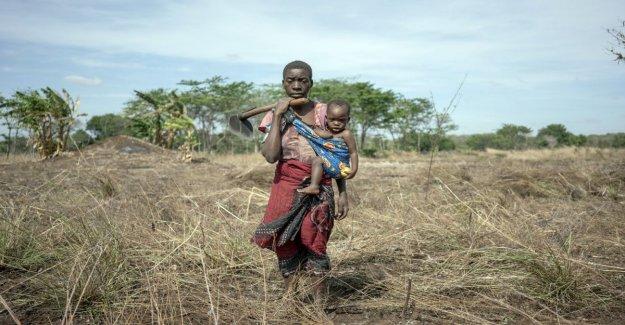 Mozambique, entre ciclones y sequías: luchamos contra el cambio climático mediante la construcción de escuelas