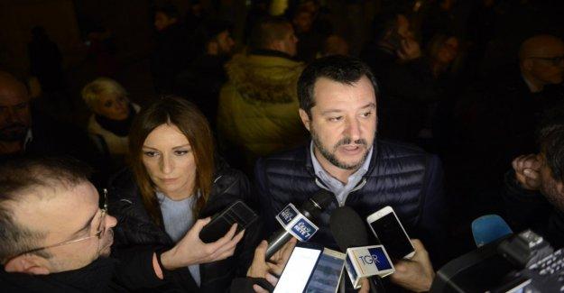 Nave Gregoretti, Salvini acusó al Contar: su apoyo fue implícitas