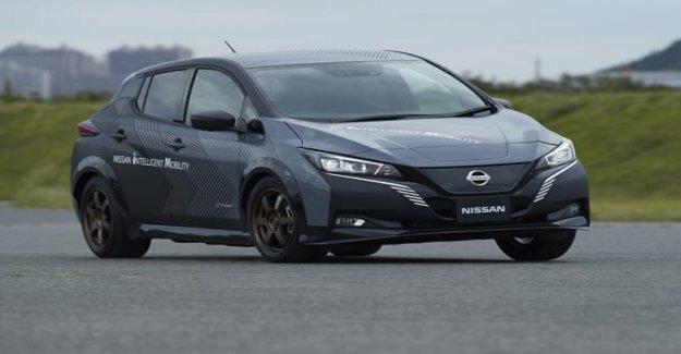 Nissan e-4ORCE, obtener el doble motor eléctrico