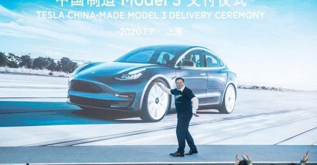 Si Tesla cuenta como General Motors y Ford puso juntos...