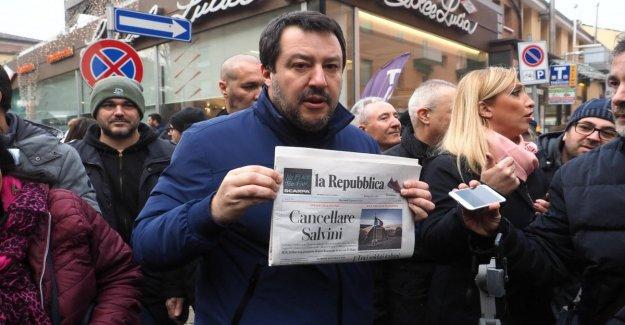 Sin embargo, Salvini sabe leer