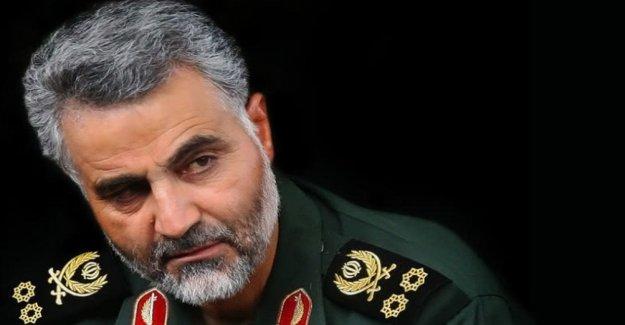 Soleimani, el hombre más poderoso de Oriente Medio que quería para castigar a América