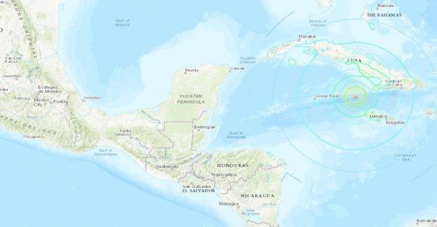 Terremoto de 7.7 entre Cuba, Jamaica y las Islas Caimán. Alerta de tsunami
