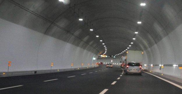 Túnel en riesgo en las carreteras, la responsabilidad pulverizado