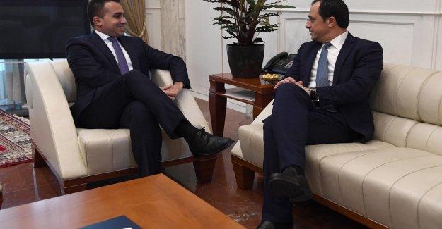 Turquía, Italia, para dejar de ignorar a los turco-chipriotas