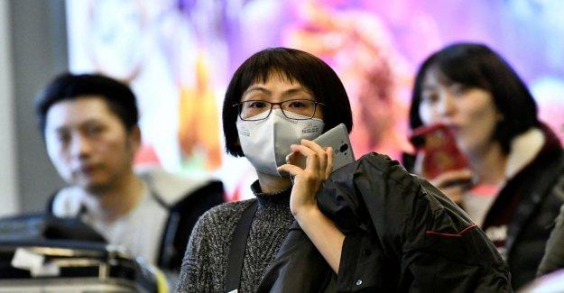 Virus de China, dos casos confirmados en Francia. Son los dos primeros en Europa