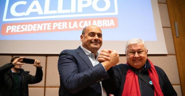 Zingaretti con Callipo en Reggio: nunca dar en Calabria a la derecha que odia el sur