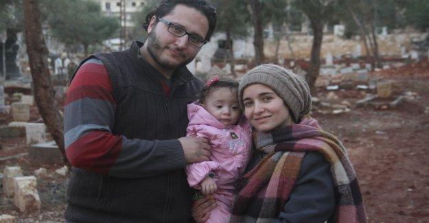 A mi poco Sama', una madre y su hija bajo las bombas en Alepo