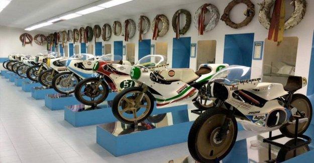 Adiós a Giancarlo Morbidelli, el papá de la legendaria carrera de bicicletas