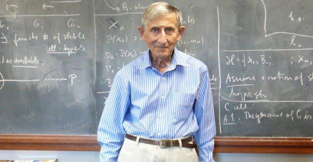 Adiós a el físico y matemático, y visionario, Freeman Dyson