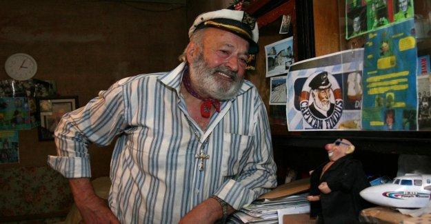 Adiós a la primera Capitan Findus los anuncios publicitarios de la década de los Setenta: Juan Cattaneo, quien falleció en Milán, fue de 84 años de edad
