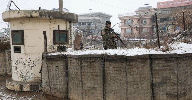 Afganistán, de acuerdo a reducir la violencia