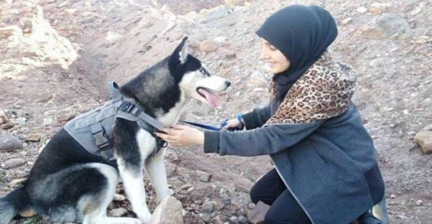 Afganistán, le disparan a su Aseman y matarlo: Una mujer no puede tener un perro