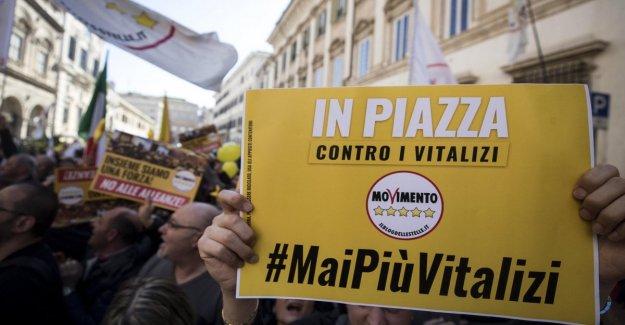 Anualidades: plaza de M5s entre las consignas honestidad y los ataques a Italia en vivo. Patuanelli: el Gobierno va a durar hasta el año 2023