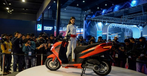 Aprilia, aquí está el nuevo SXR 160, pero es sólo para el mercado indio