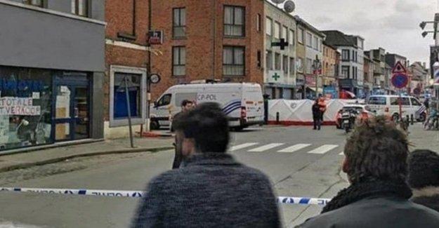 Bélgica, los ataques de 2 personas con el cuchillo: la policía le dispara