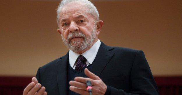 Brasil, el ex presidente Lula del Papa: El mundo es inspiró a Francisco. Luego de la reunión con los sindicatos