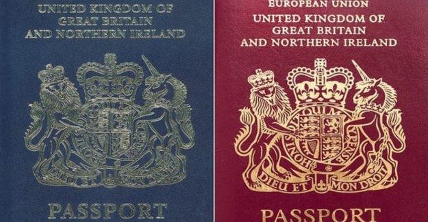 Brexit, los nuevos pasaportes en el reino unido fabricado en la fábrica de polonia: los Trabajadores mal pagados. Es unacárcel