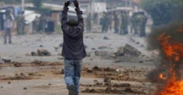 Burundi, usted encontrará las tumbas con los restos de más de 6 mil víctimas de la guerra civil