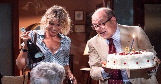 Carlo Verdone, la nueva película de Cuatro amigos, entre bromas, el horror, y la melancolía