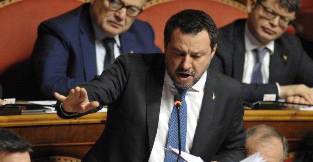 Caso Gregoretti, Salvini atacar a la República sin palabras de ella: yo No estoy en busca de venganza, no quiero eliminar cualquier