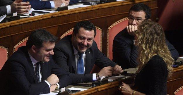 Caso Gregoretti, Salvini después de la decisión del Senado de enviarlo a juicio: voy a Ir a los estados Unidos