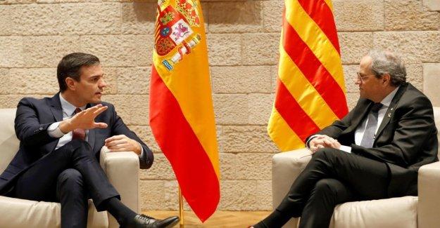 Cataluña, salas de reuniones Sánchez-Torra. Parte de la deshielo en las relaciones entre el gobierno español y los separatistas