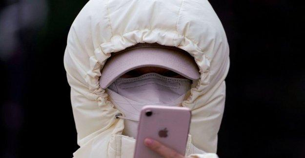 China, las máscaras de engañar a la Ai. Por lo tanto, el coronavirus causas de la crisis del reconocimiento facial