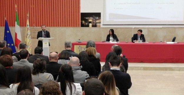 Contar en Calabria para el Plan para el Sur 2030: a partir De aquí, el sitio de la Italia de mañana