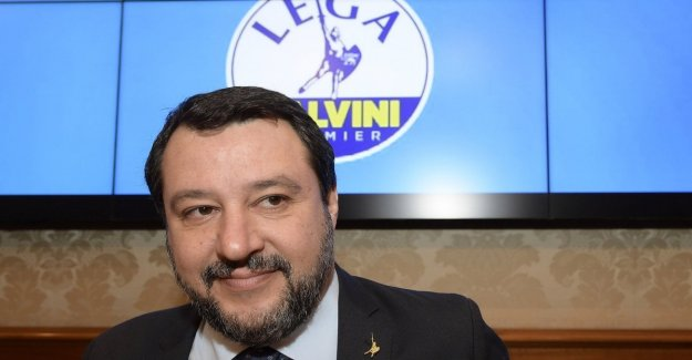 Coronavirus, Salvini llama el Conde , Anunció las propuestas de la Liga