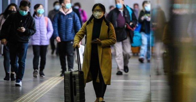Coronavirus: el primero murió en Hong Kong. Y Tokio cuarentena barco con 3.500 hasta el borde
