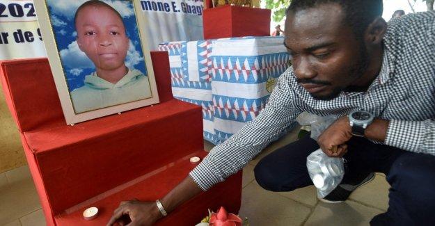 Costa de marfil, la familia de Laurent será capaz de ir a París para traer a casa el cadáver del hijo