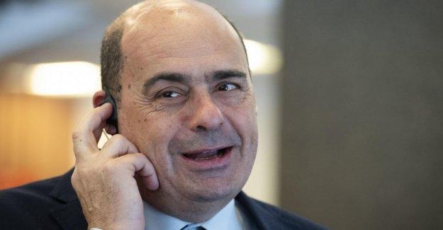 Dirección Ep, Zingaretti: el Gobierno debe empezar de nuevo, no temporeggiamenti